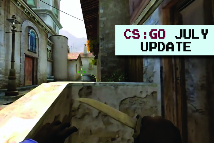 Counter Strike: Global Offensive July Update – Full Changelog