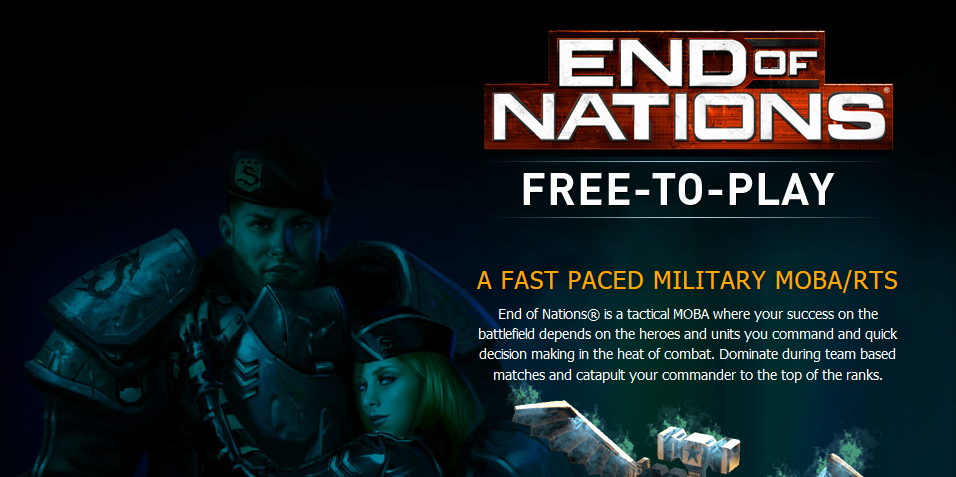 End of Nations goes back into Alpha
