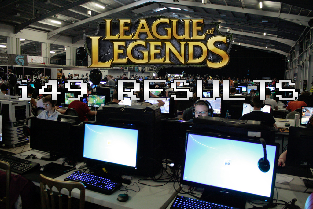 Insomnia 49 League of Legends Tournament Results – i49