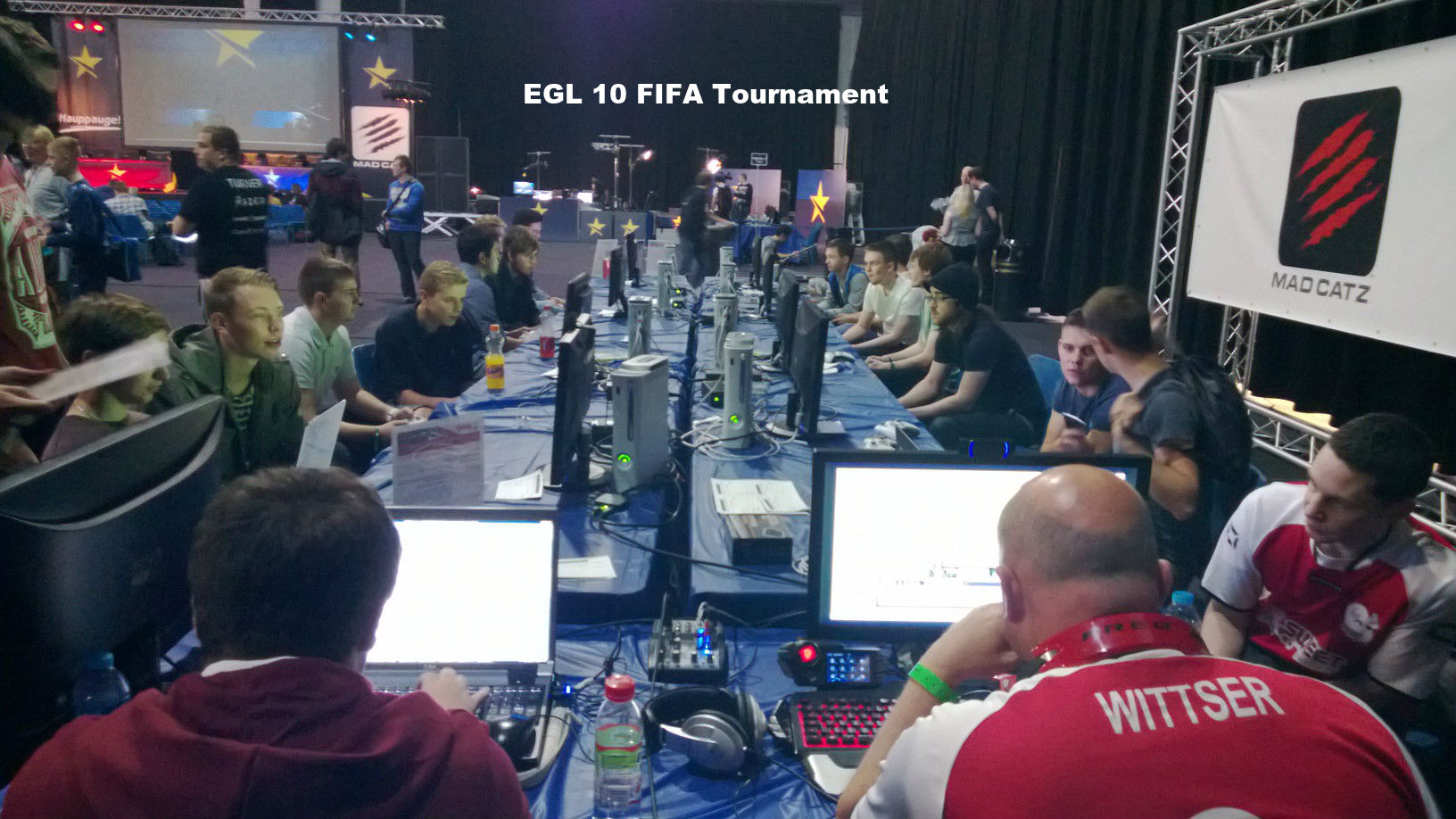 Brackets Announced! – EGL 10 FIFA 13 Xbox 1v1 Tournament