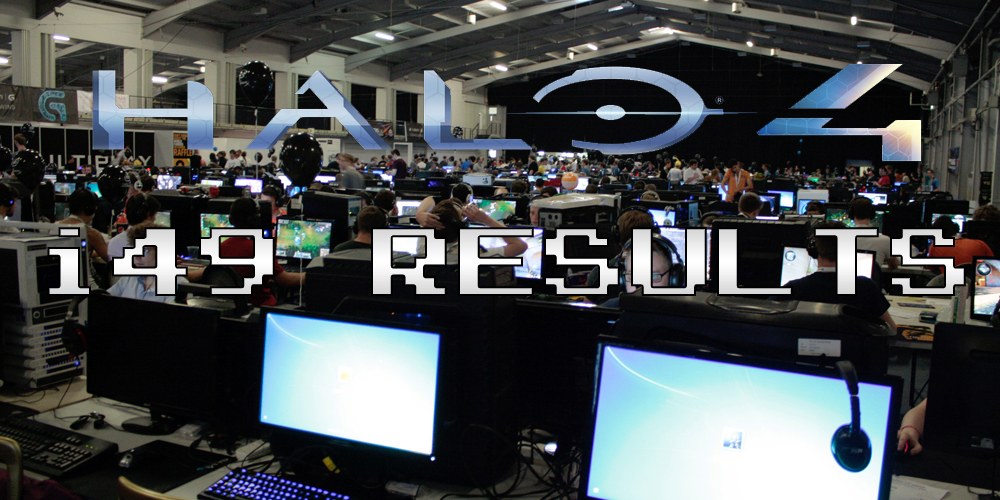 Insomnia 49 Halo 4 Tournament Results – i49