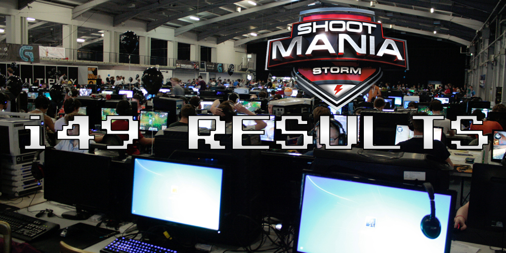 Insomnia 49 ShootMania Joust Tournament Results – i49