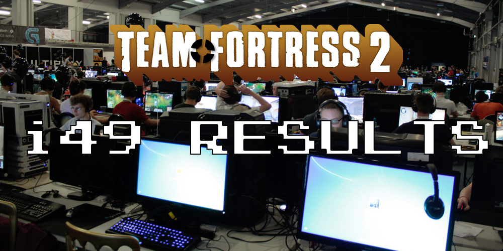 Insomnia 49 Team Fortress 2 Tournament Results – i49