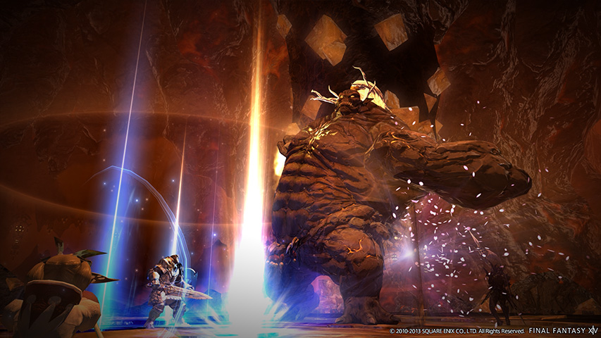 Final Fantasy XIV PS3 Players Will be able to Upgrade to the PS4 Version for Free