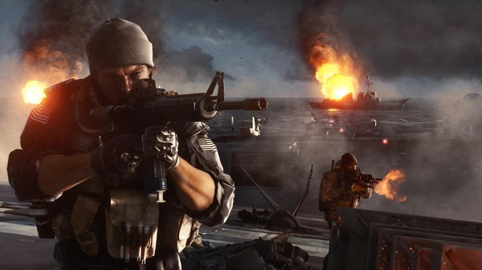 Battlefield 4 Open Beta Announced for October