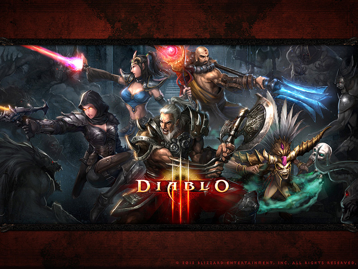 Blizzard to shut down Diablo 3 Auction House on March 18, 2014