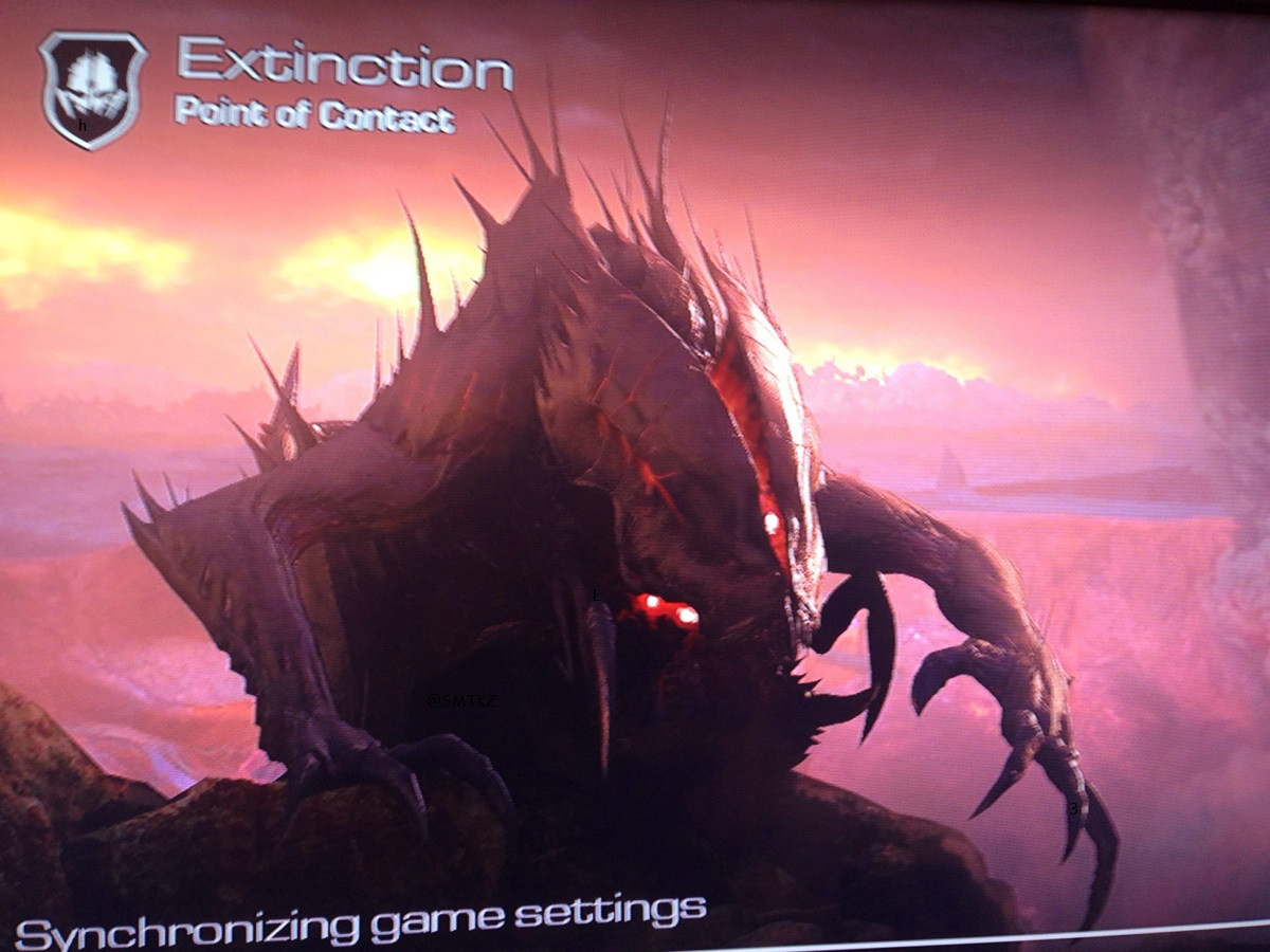 Leaked Screenshots of Call of Duty: Ghost new Gamemode called Extinction, Includes Aliens