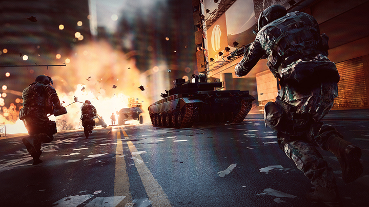ESL announces Battlefield 4 tournaments for 2013 and 2014
