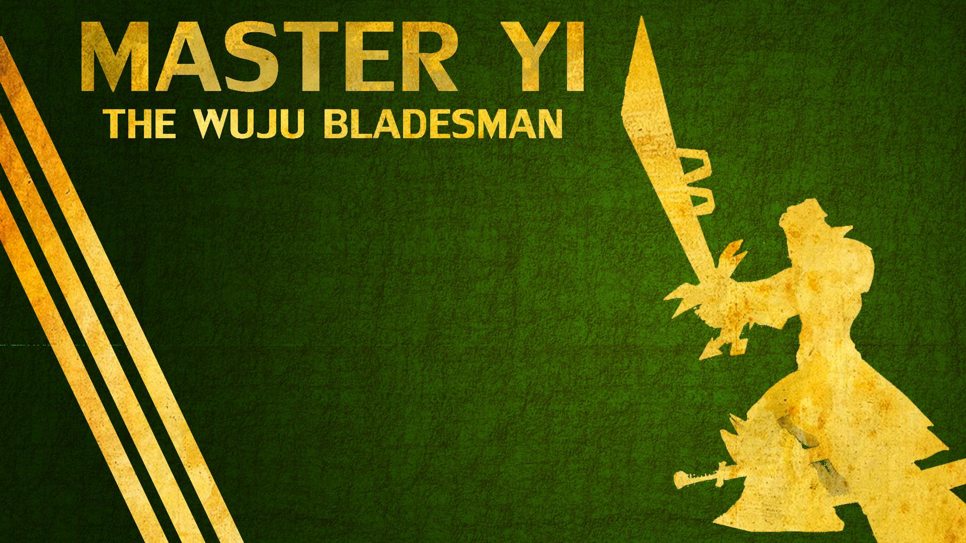 master yi vs yasuo - photo #38
