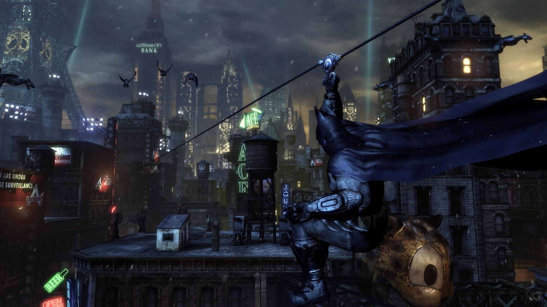 "Batman: Arkham Origins – ""Hunter, Hunted"" Mode Available Today"