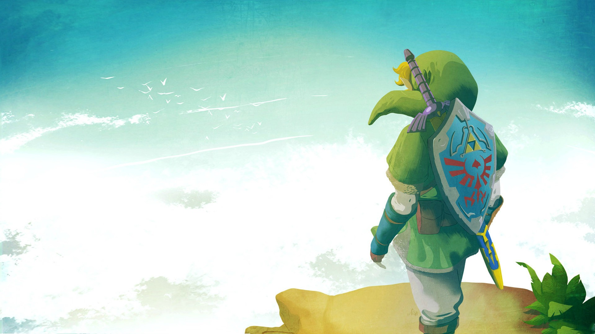 Video Game Wallpapers Link