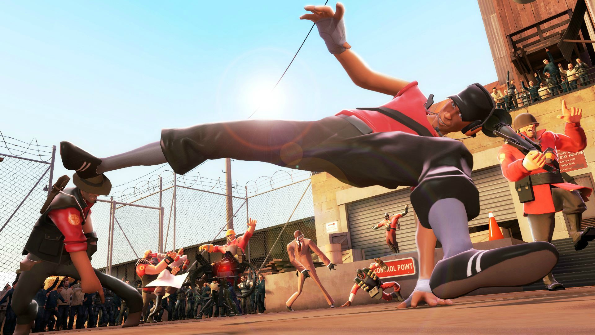 19 Cool Team Fortress 2 Wallpapers
