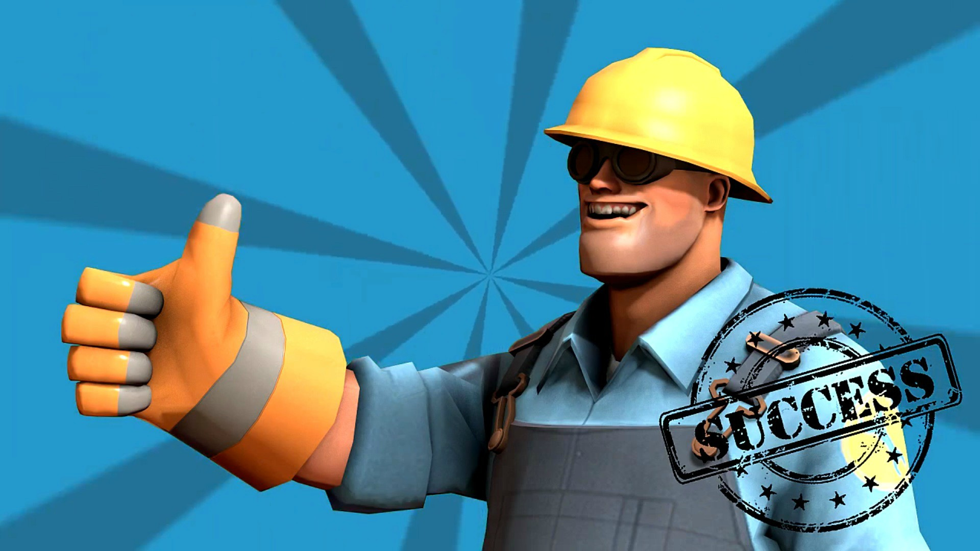 Games wallpaper gaming team fortress 2 engineer