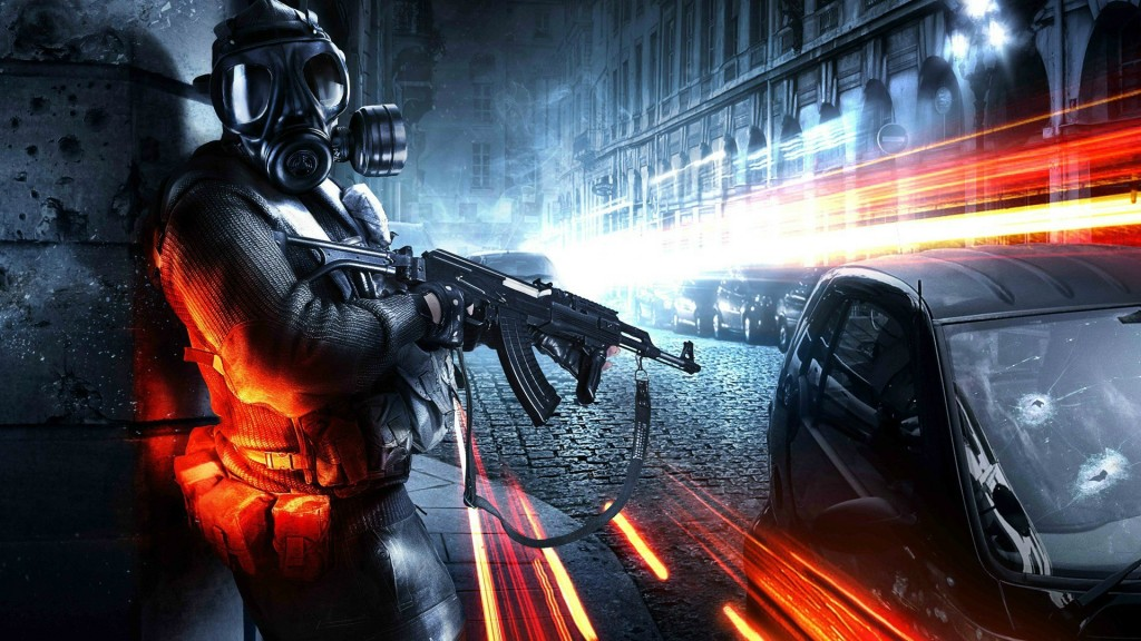 Gaming wallpaper games battlefield