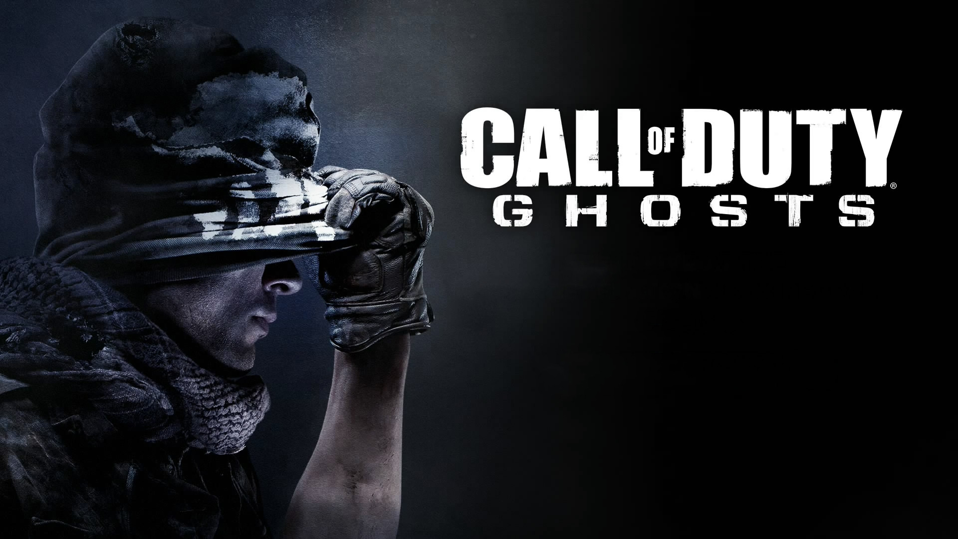 Gaming wallpaper games call of duty ghosts