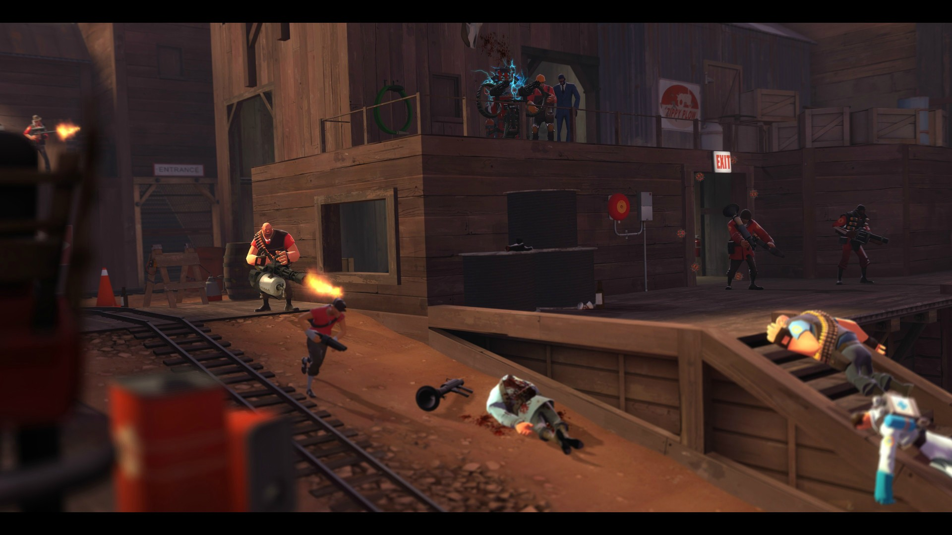 Games wallpaper gaming team fortress 2