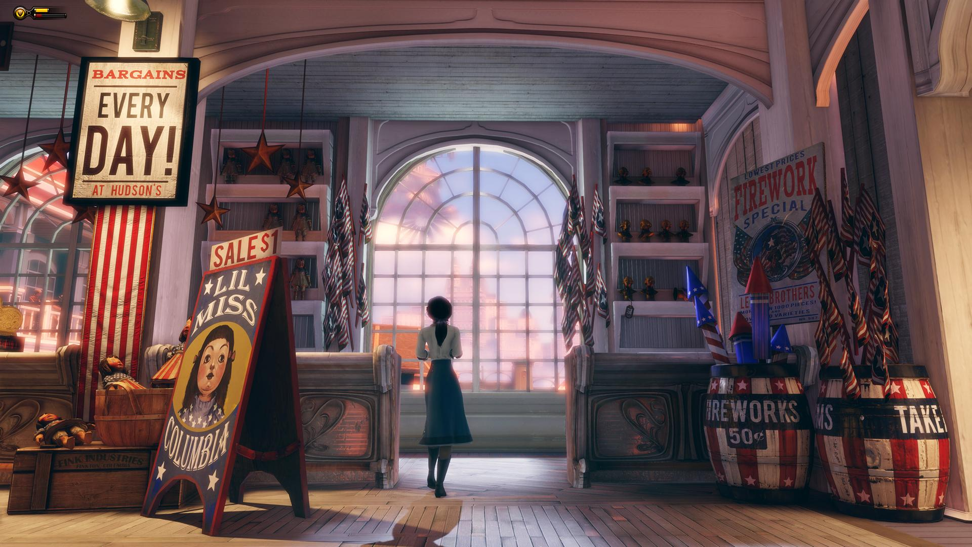 BioShock Infinite: Burial at Sea – Episode 1 set to be released mid-November