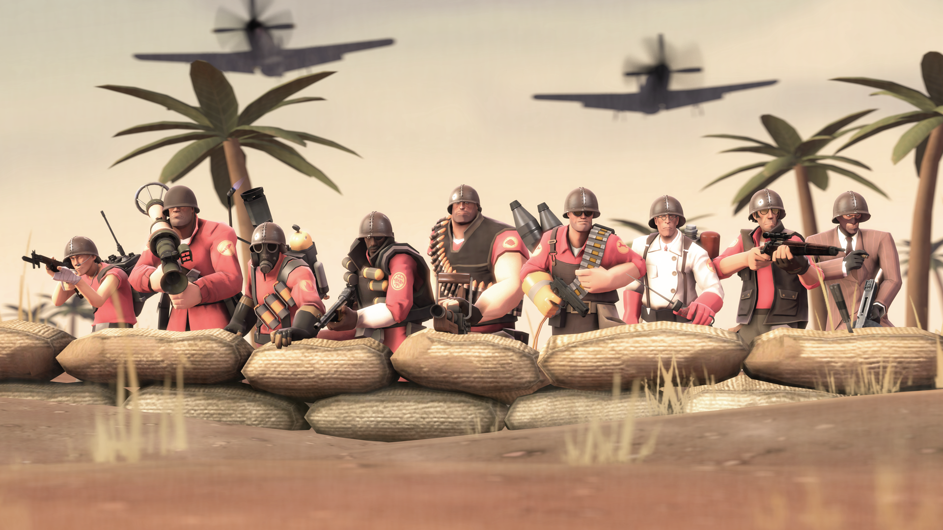 19 Cool Team Fortress 2 Wallpapers - BC-GB - Gaming & Esports News & Blog