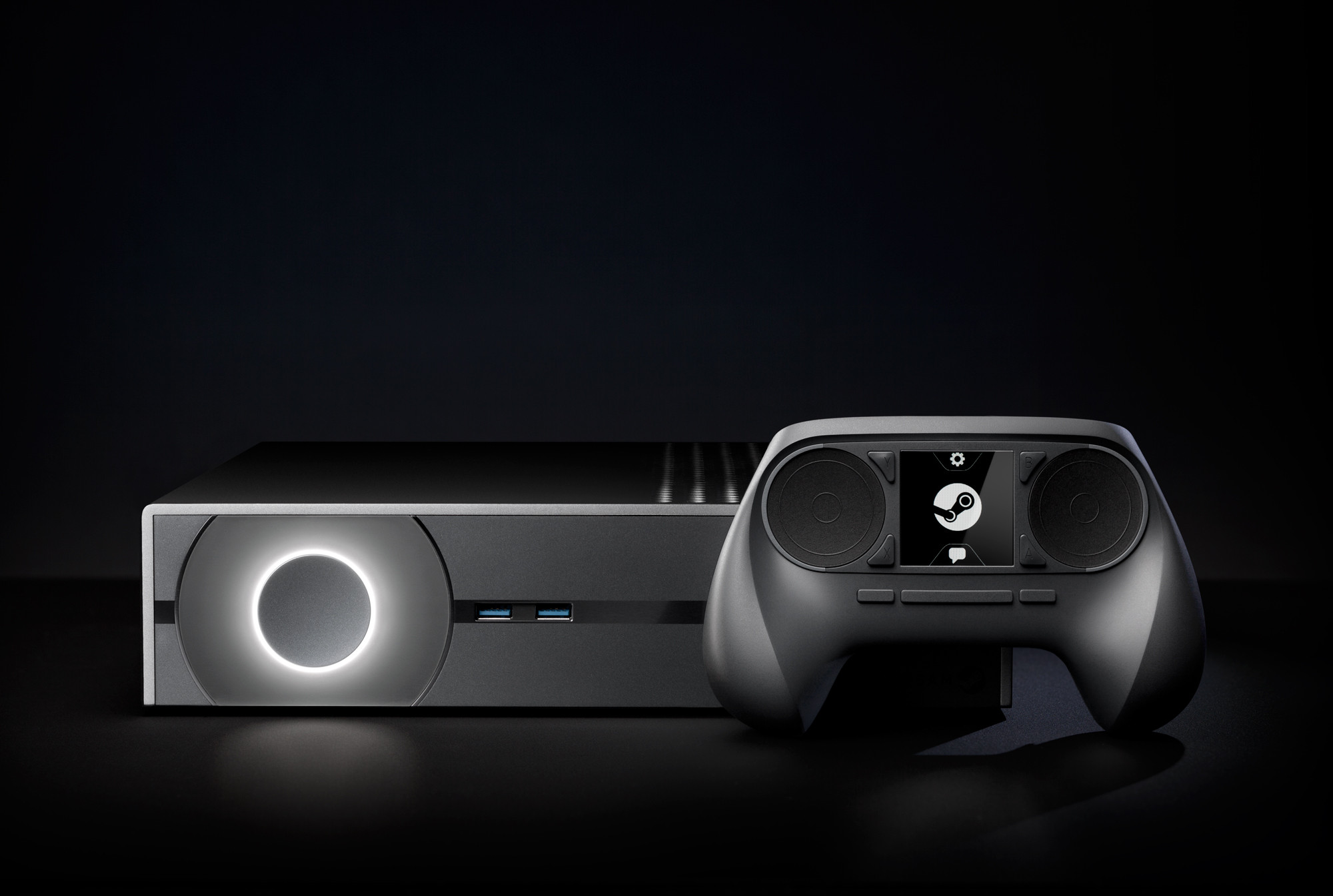 New Steam Machine Images