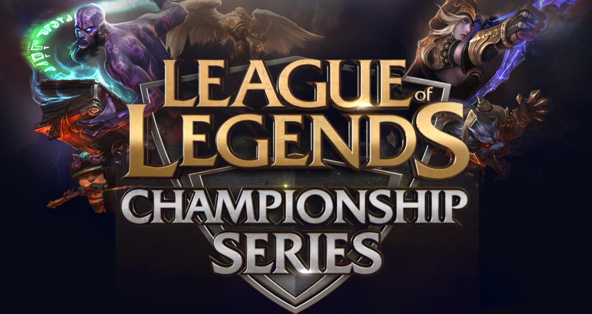 EU LCS Spring Split Week 2 – Day 1