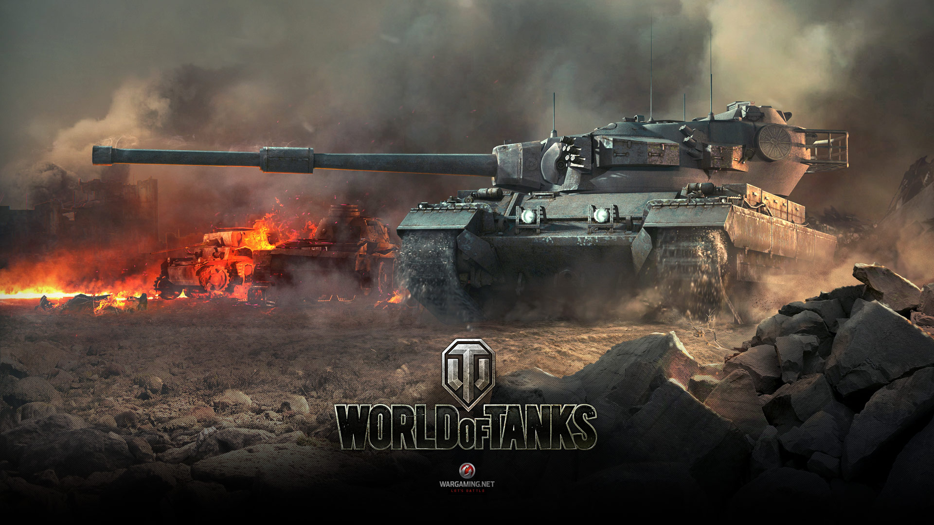 World of Tanks Scores Official Discipline Status at World Cyber Games 2013