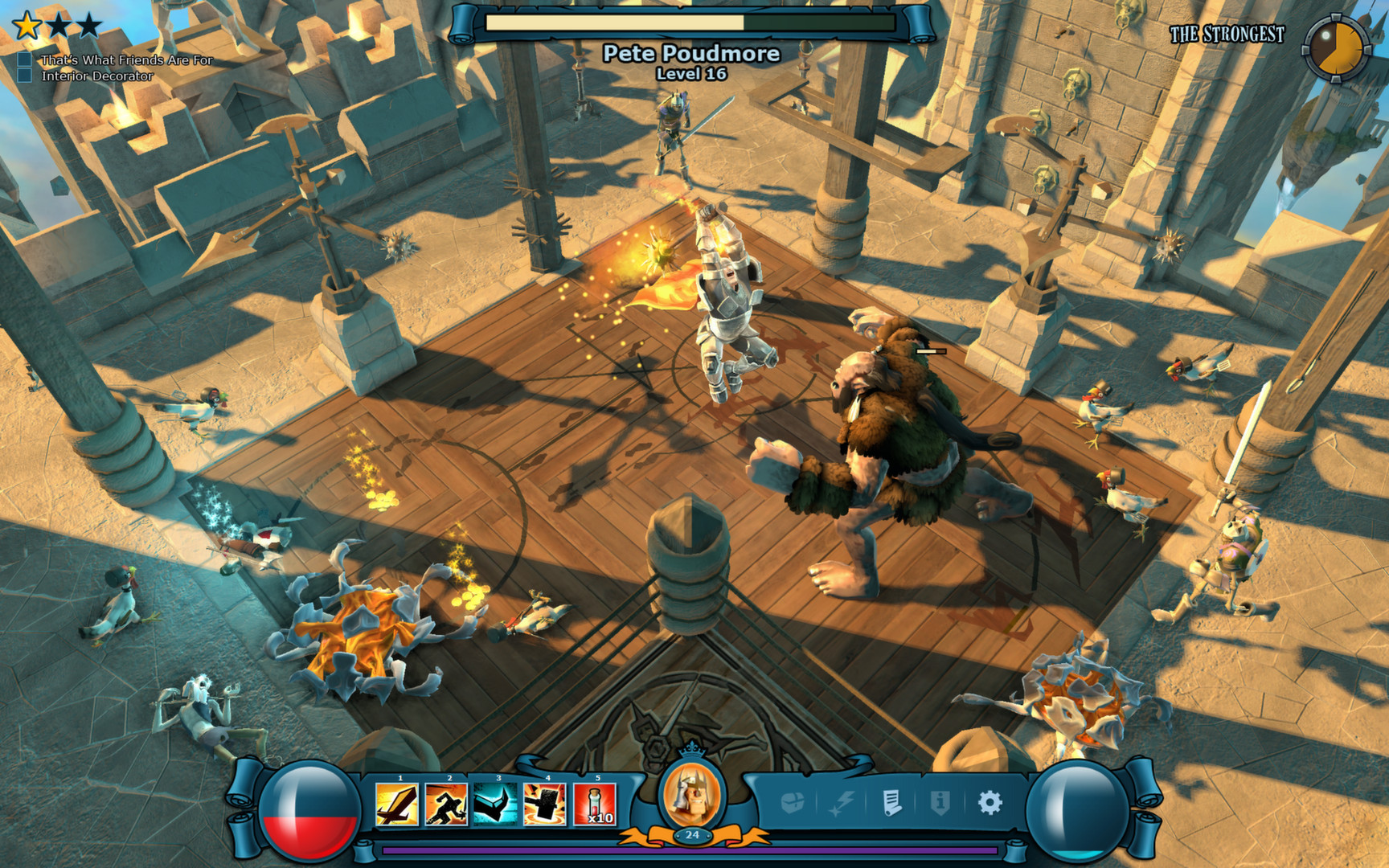 The Mighty Quest for Epic Loot gets Steam-y
