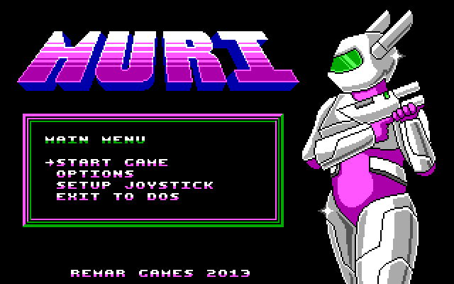 Ludosity and Remar Games proudly announces: MURI – A DOS style adventure