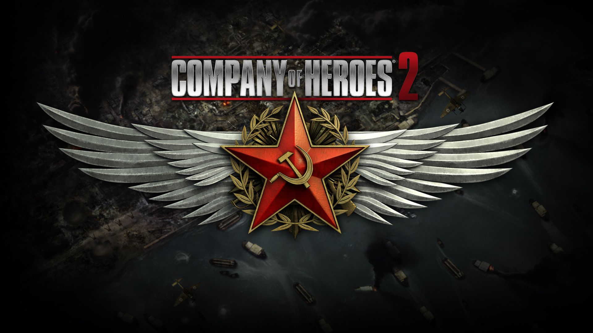 Company of Heroes Franchise Marches Onto 'Two Fronts' With Brand New Updates and DLC Today