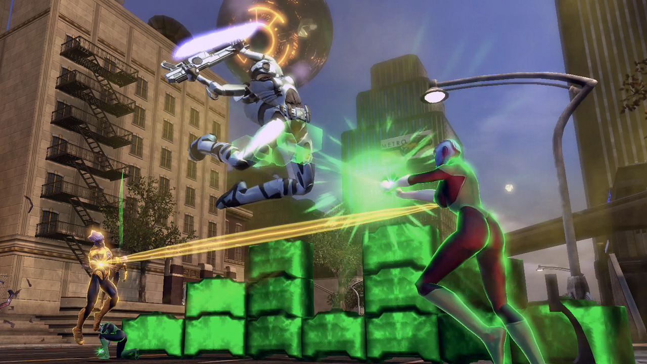 DCUO's Next Expansion Gives Players Weapon Mastery; Wonder Woman and Circe Battle Over Gotham City