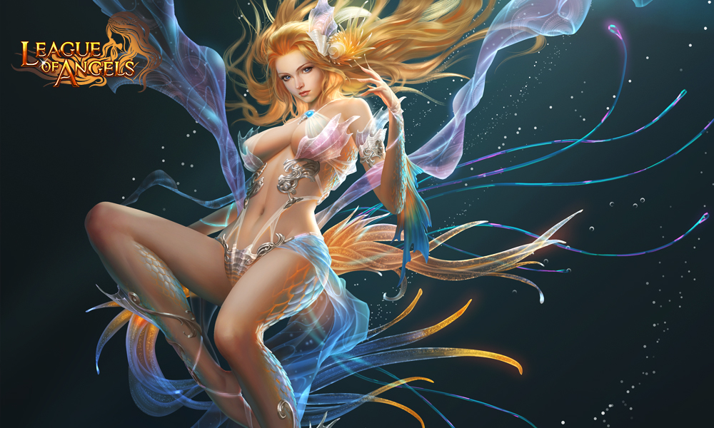 New Free-to-Play MMORPG League of Angels Slated For January Release