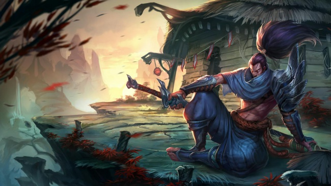 League of Legends Yasuo Champion Spotlight