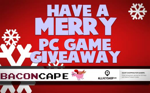 PC Game of Your Choice Giveaway