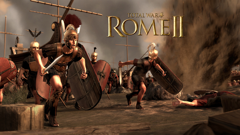 Total War: ROME II – Caesar in Gaul available now