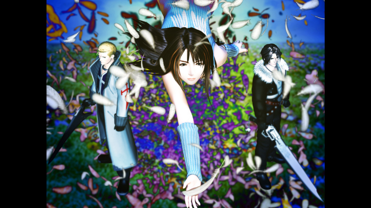 Final Fantasy VIII PC Digital Download Out Today