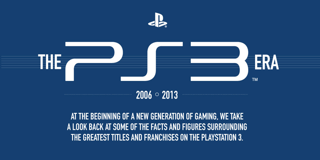 Who Won The PS3 Era [INFOGRAPHIC]