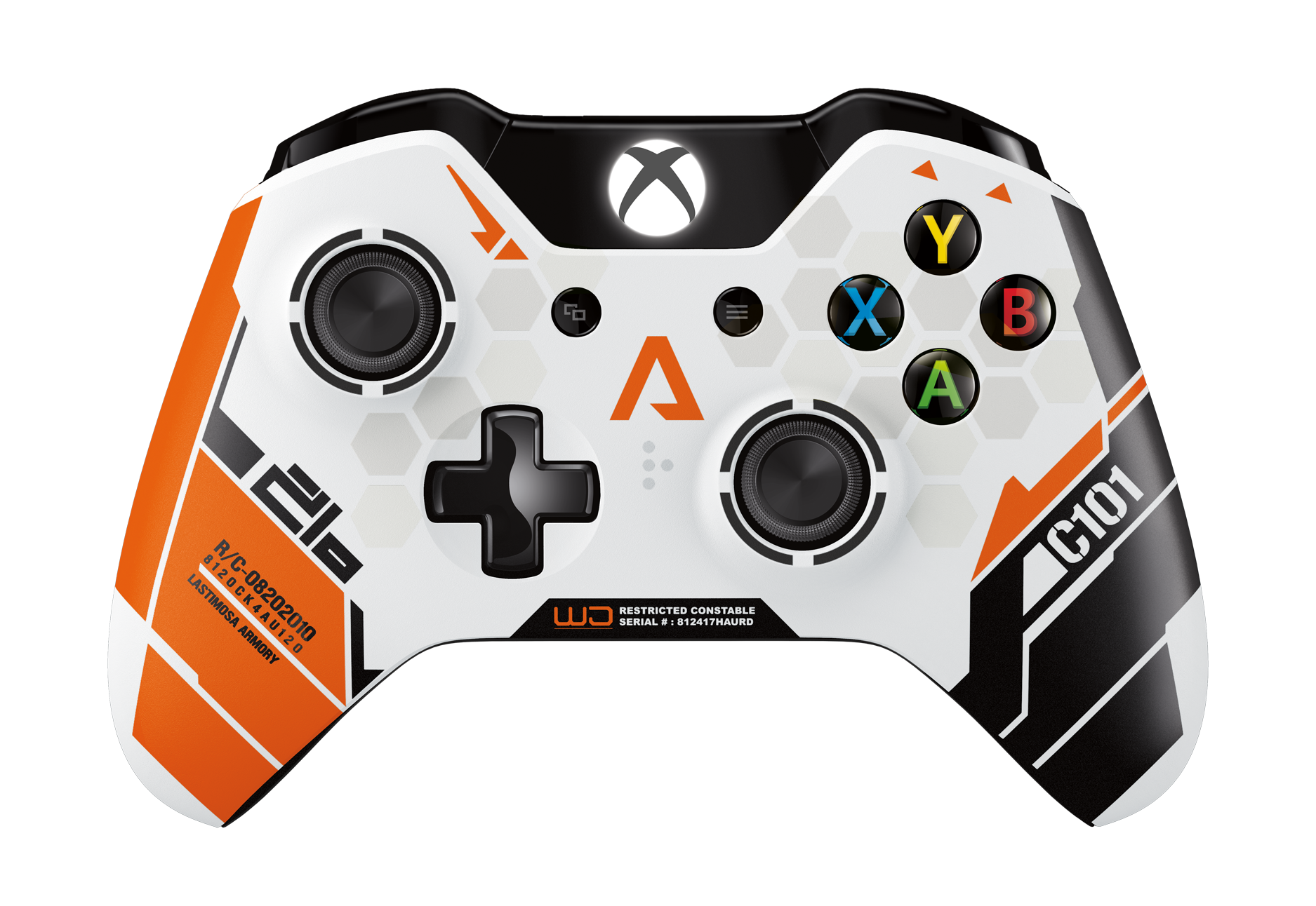 New Titanfall Branded Xbox One Controller Released