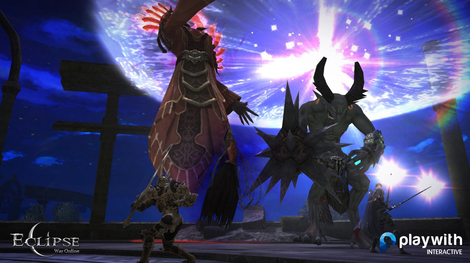 Join the Genre-Defying Eclipse War Online Beta: February 25th – March 11th