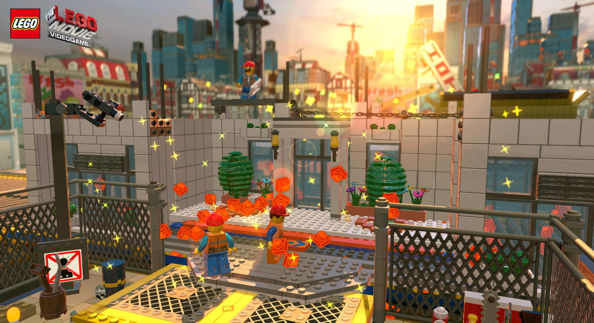 Latest UK Gaming Charts – The Lego Movie Videogame Shoots to Top Spot