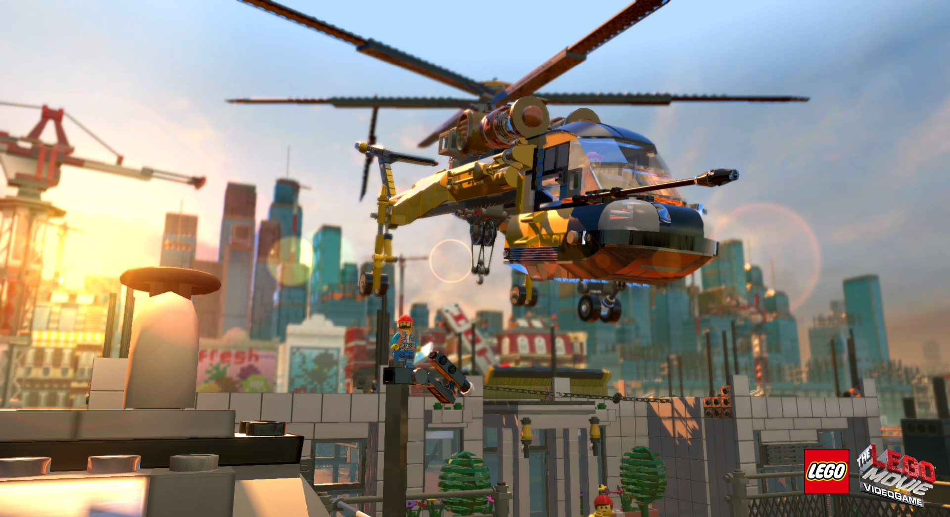UK Gaming Charts – The LEGO Movie Videogame Holds Top Spot After COD: Ghosts Free Weekend
