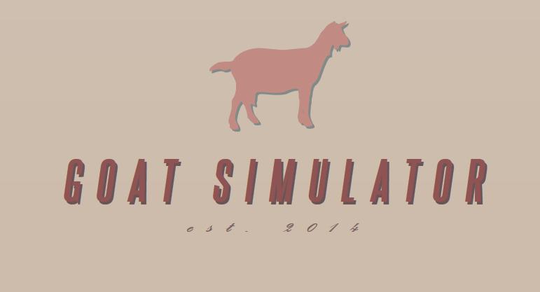 Goat Simulator Arrives on Playstation August 11th