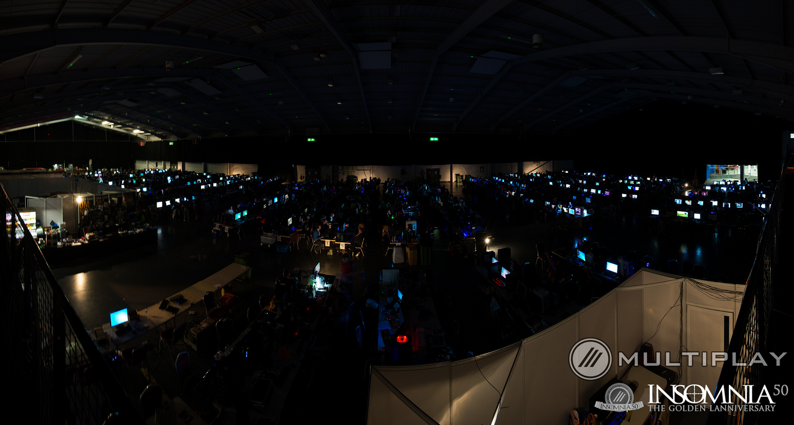 Multiplay announces first wave of content for its biggest Easter weekend at Insomnia 51