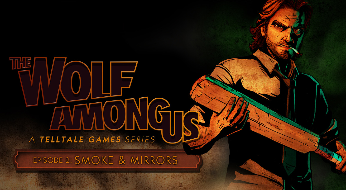 Critically-Acclaimed 'The Wolf Among Us' Continues in Episode Two