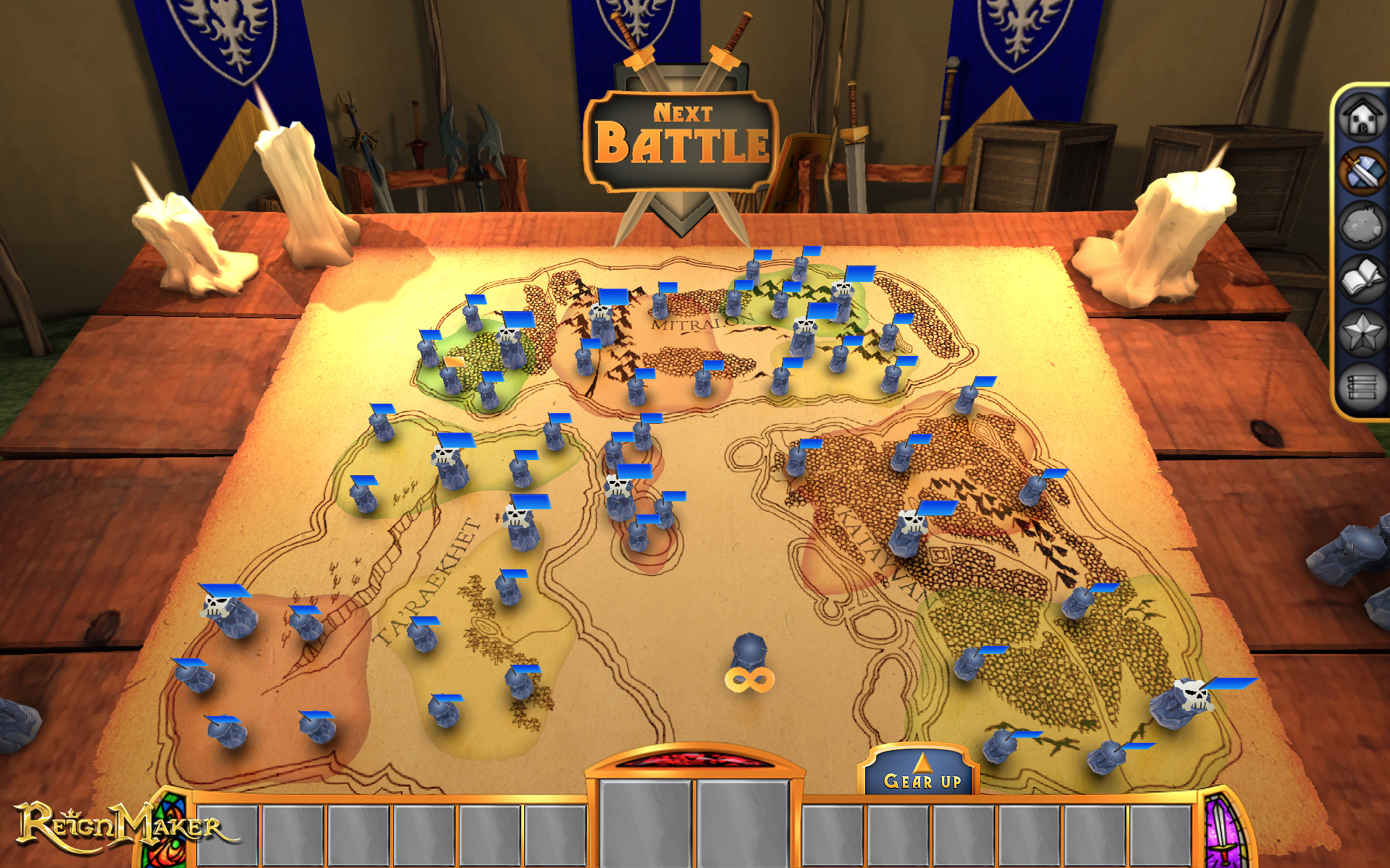 City Building Political Tower Defence Strategy Game ReignMaker Greenlit and Playable at PAX East
