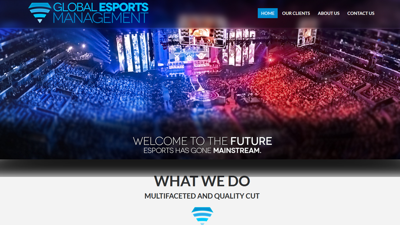 Global eSports Management Expands With New Training Facility, Players and Production Studio