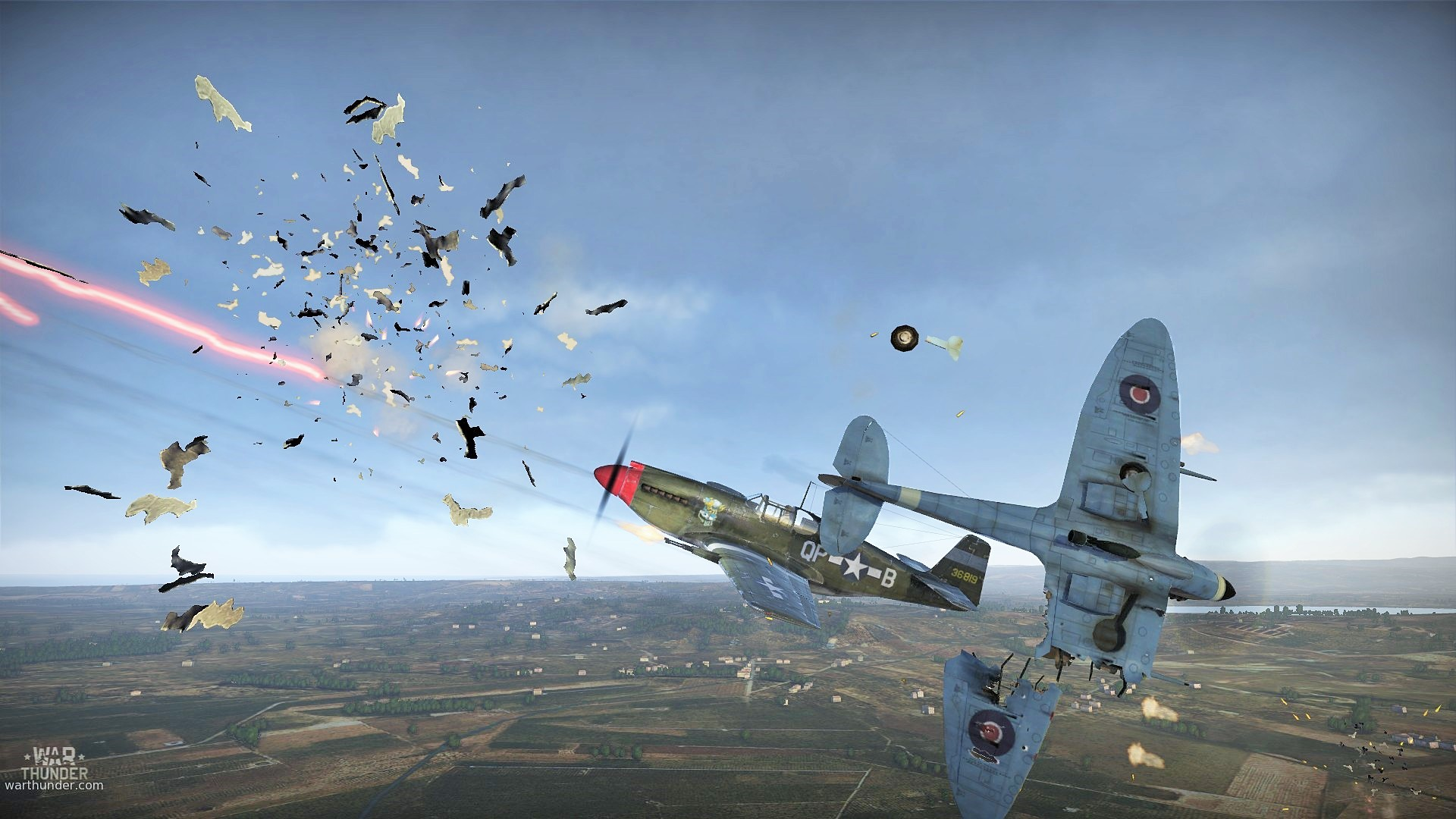 War thunder close call (10)