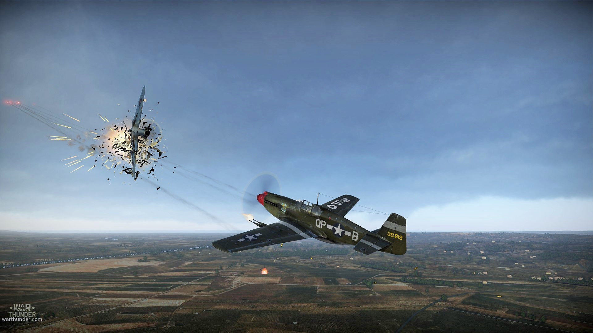 War thunder close call (4)