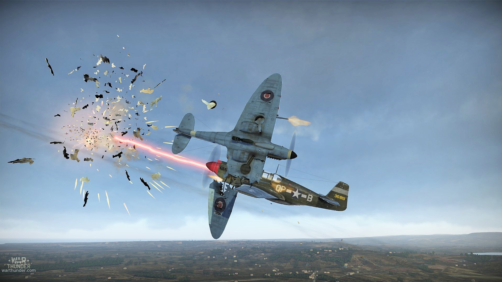 War thunder close call (8)