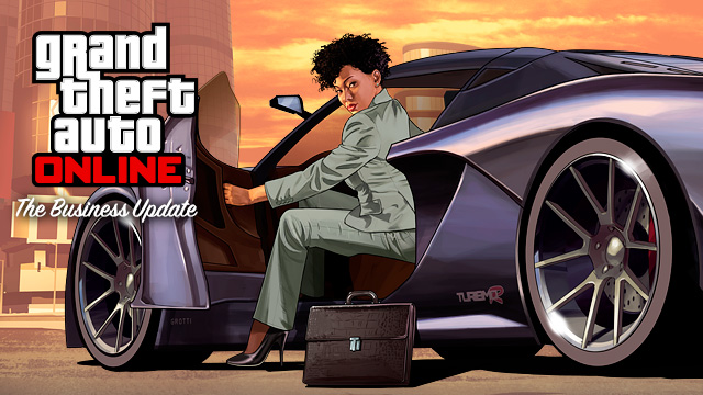 The Business Update for GTA Online Now Available