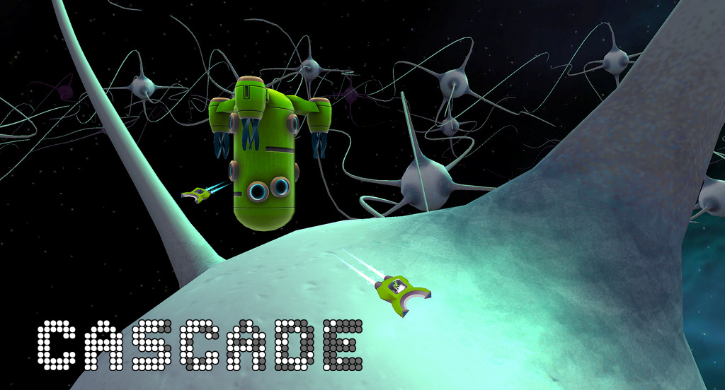 Indie studio Fayju to showcase award winning game 'Cascade' at Big Bang Fair