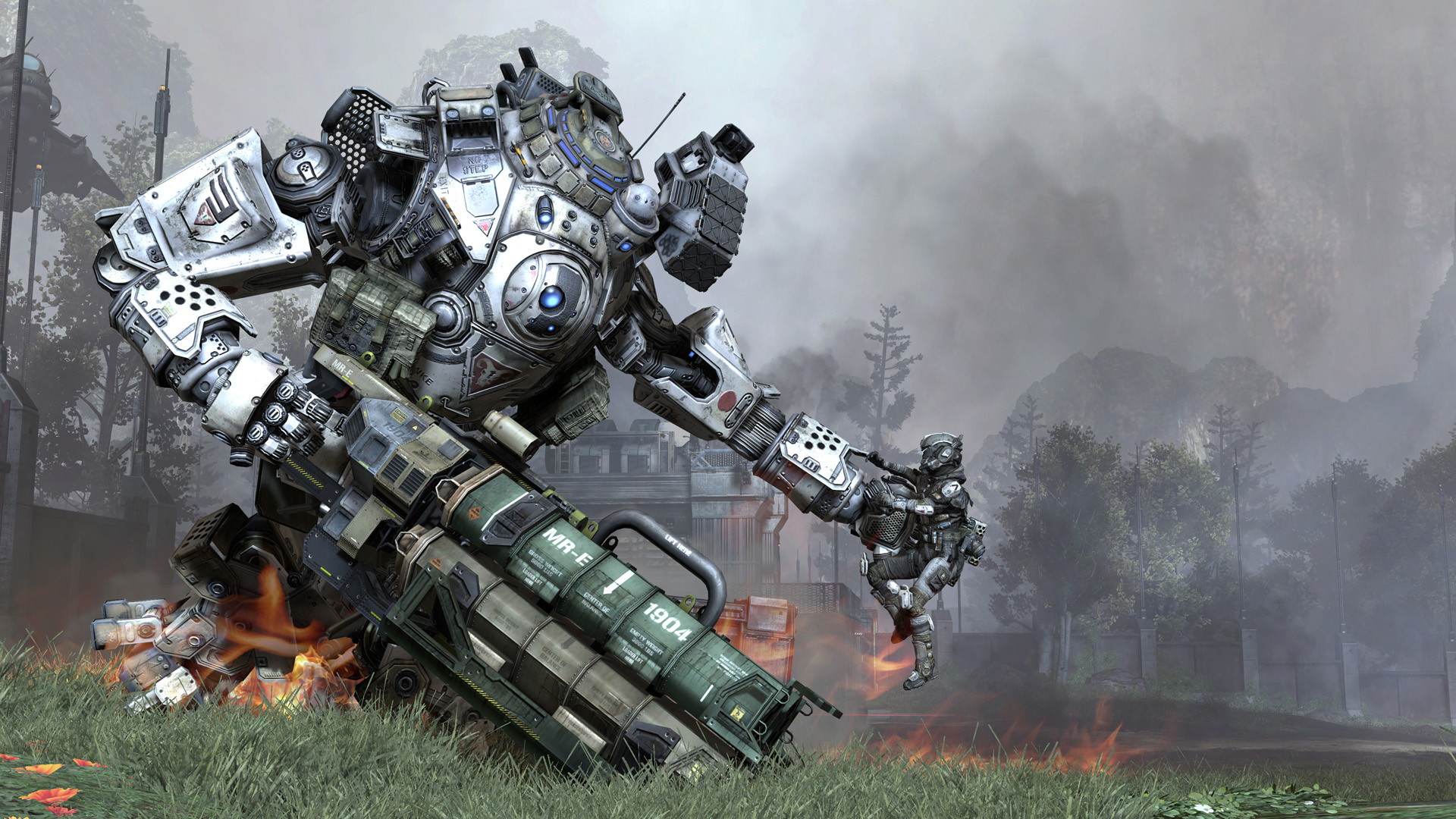 Sponsored Video – Revolutionary FPS TitanFall Comes out March 14th in the UK